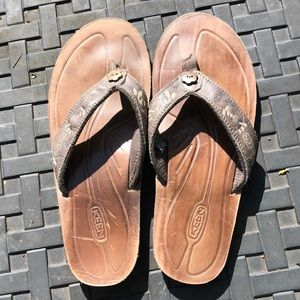 Women's Keen flip flop